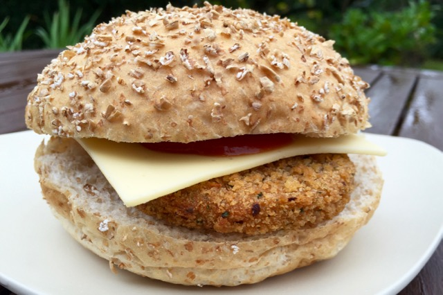 Quorn Vegan Chicken Burger