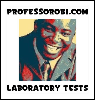 Professor Obi | Lab Tests