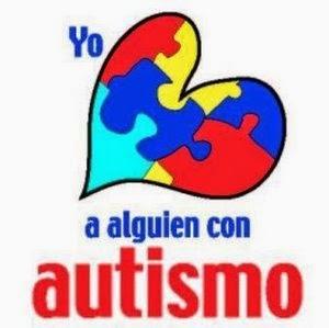 Yo Amo a alguien con Autismo