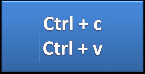 Para la mayoría, el uso en el teclado del ordenador de la combinación de teclasControl+C (copiar) y Control+V (pegar), así como Control+X (cortar) se ha convertido en una acción muy cotidiana, ya que es una herramienta fundamental para reestructurar una porción de texto con un comando muy sencillo, así como imágenes, vídeos… Son los atajos de teclado más básicos que existen. Su inventor es Larry Tesler, un experto en ciencias de la computación que en la década de los 70 mientras trabajaba en el departamento de informática del Xerox PARC, un centro de innovación tecnológica con sede en Palo Alto,