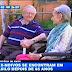 Depois de 65 anos, ex-noivos se reencontram em asilo