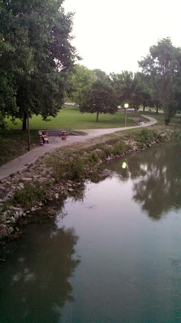 Duck park pontiac, il