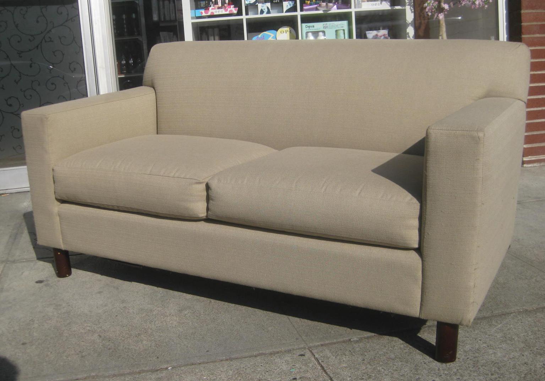 Sold Boxy Sofa 150