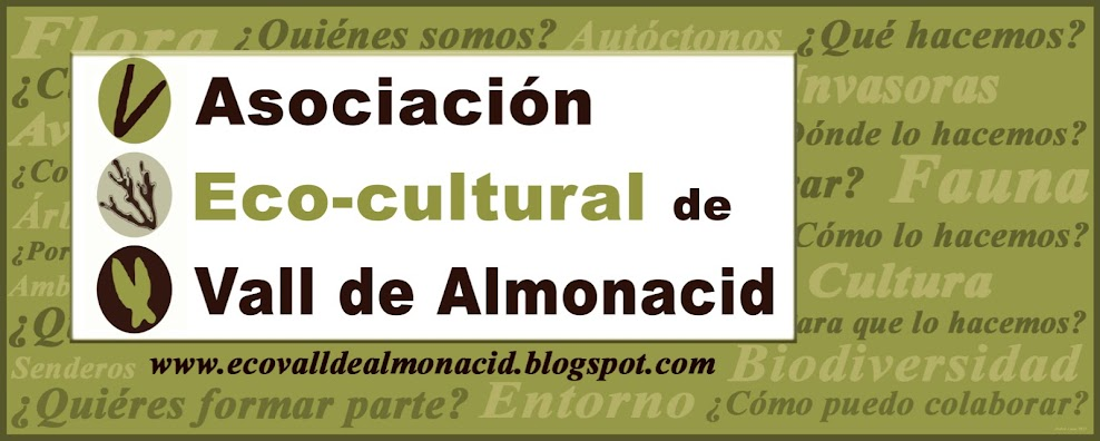 Asociacion ECO-Cultural Vall de Almonacid