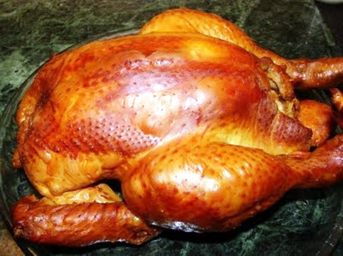 The Bestest Recipes Online: Tea Smoked Chicken (茶熏雞)