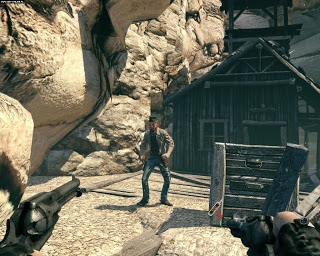 Screenshot Call of Juarez : Bound in Blood