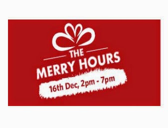 Myntra Merry Hours Extra 30% off 16th Dec, 2 PM – 7 PM
