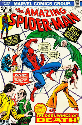 Amazing Spider-Man #127, the Vulture
