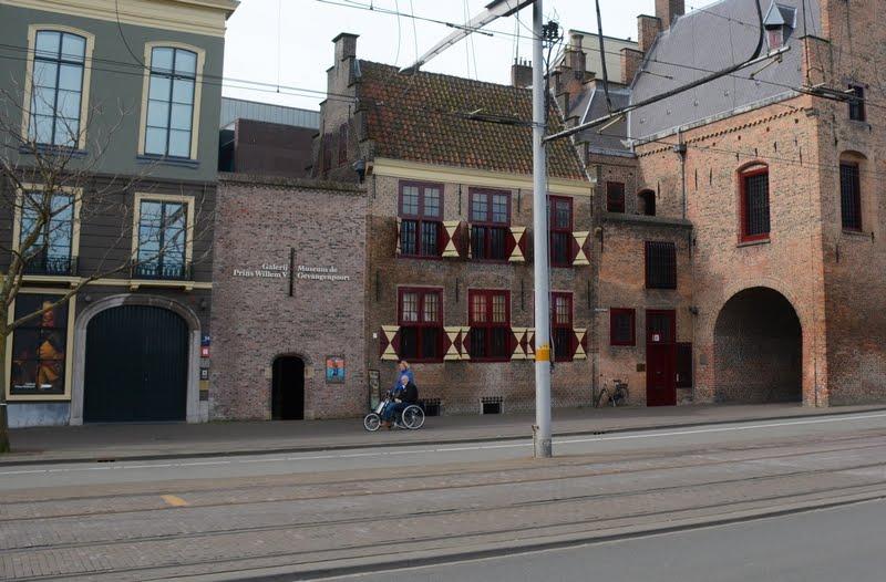 Prisão de Gevagenpoort, Den Haag