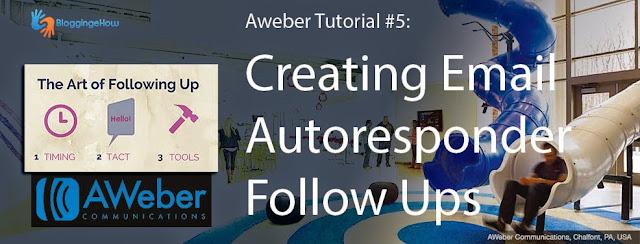 follow ups aweber