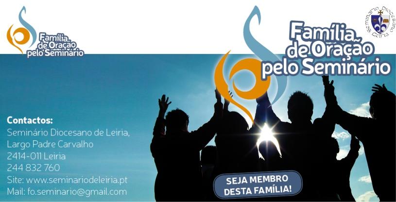 FAMÍLIA DE ORAÇÃO PELO SEMINÁRIO