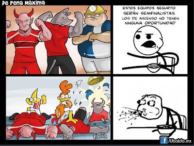 La realidad de la Copa MX