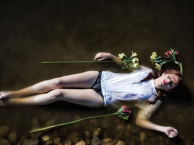 La muerte de Ofelia - Iza