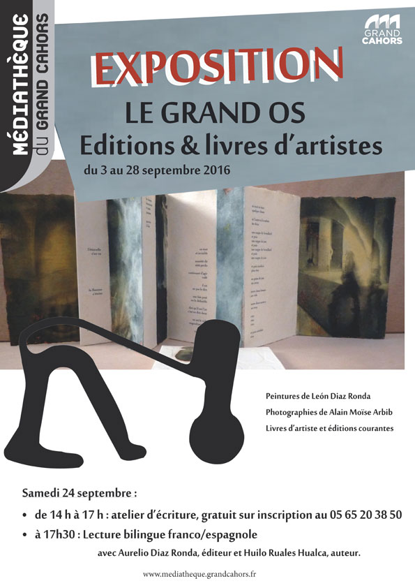 Cahors | 3-28 sept.
