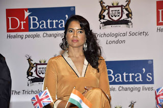 Sameera Reddy @ 'Hair - Everything You Ever Wanted To Know' book launch event