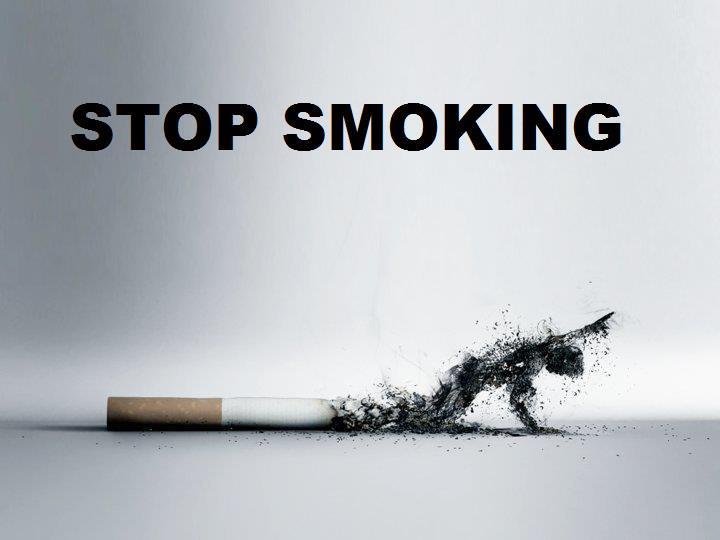 How 2 stop smoking