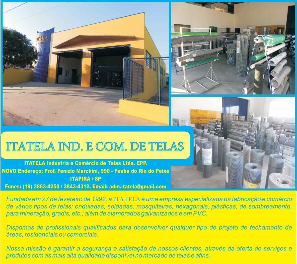 ITATELA IND. E COM. DE TELAS LTDA.