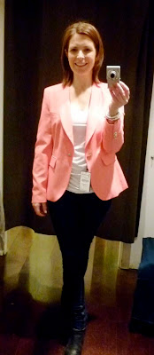 Pink1 Do I Need a Bright Coral Blazer?