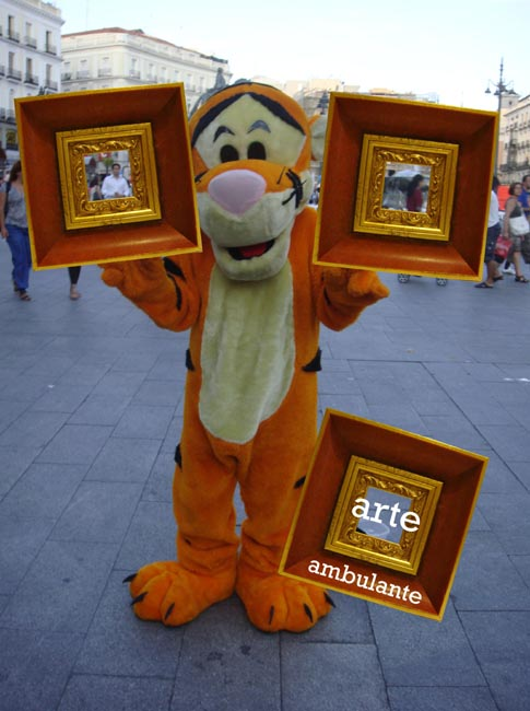 ARTE AMBULANTE