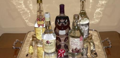 Algumas bebidas típicas que podem derrubar qualquer um