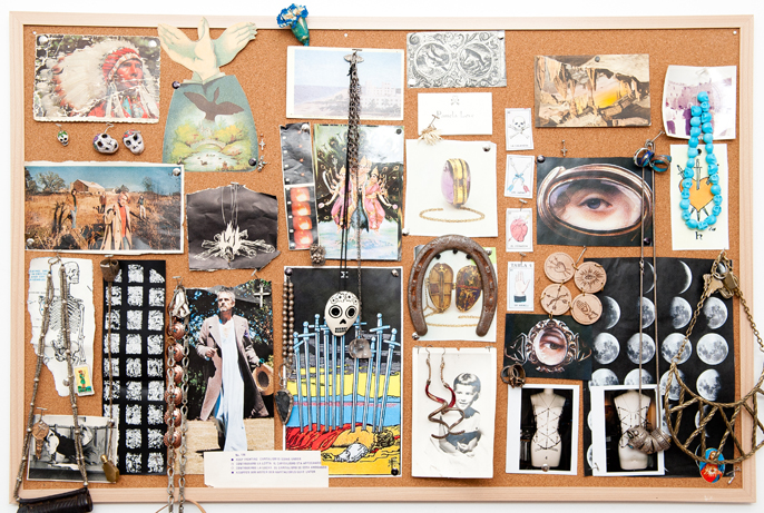 collage inspiration board pinning at home diy inspiration boards a pair a spare