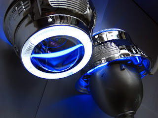 Use of HID Xenon