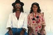 Casal de índios