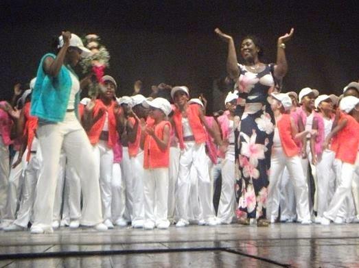 Dancers Stage Presence Stage Presence September 27