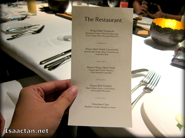 The Restaurant @ The Club Saujana Resort
