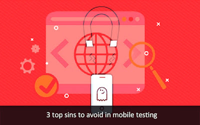 Mobile Testing - Avoid 5 Top Signs