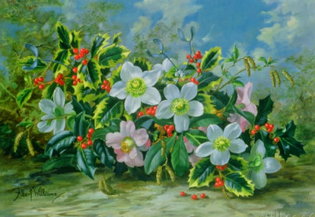 pinturas-de-flores-decorativas
