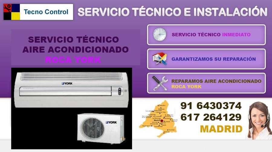 Servicio t cnico roca york for Servicio tecnico roca