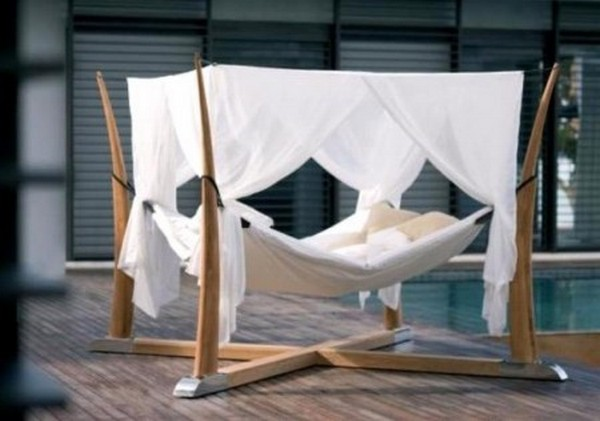 Nice] 30 Outdoor Canopy Beds Ideas for a Romantic Summer ...