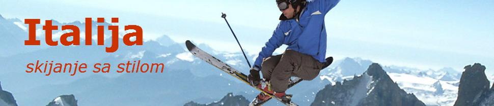 Povoljno skijanje u Italiji