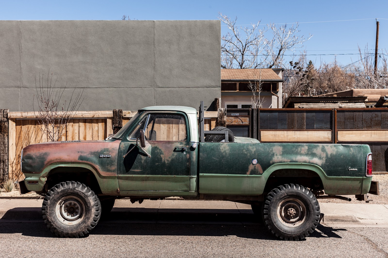 70s Power Wagon For Sale on 1956 dodge d200