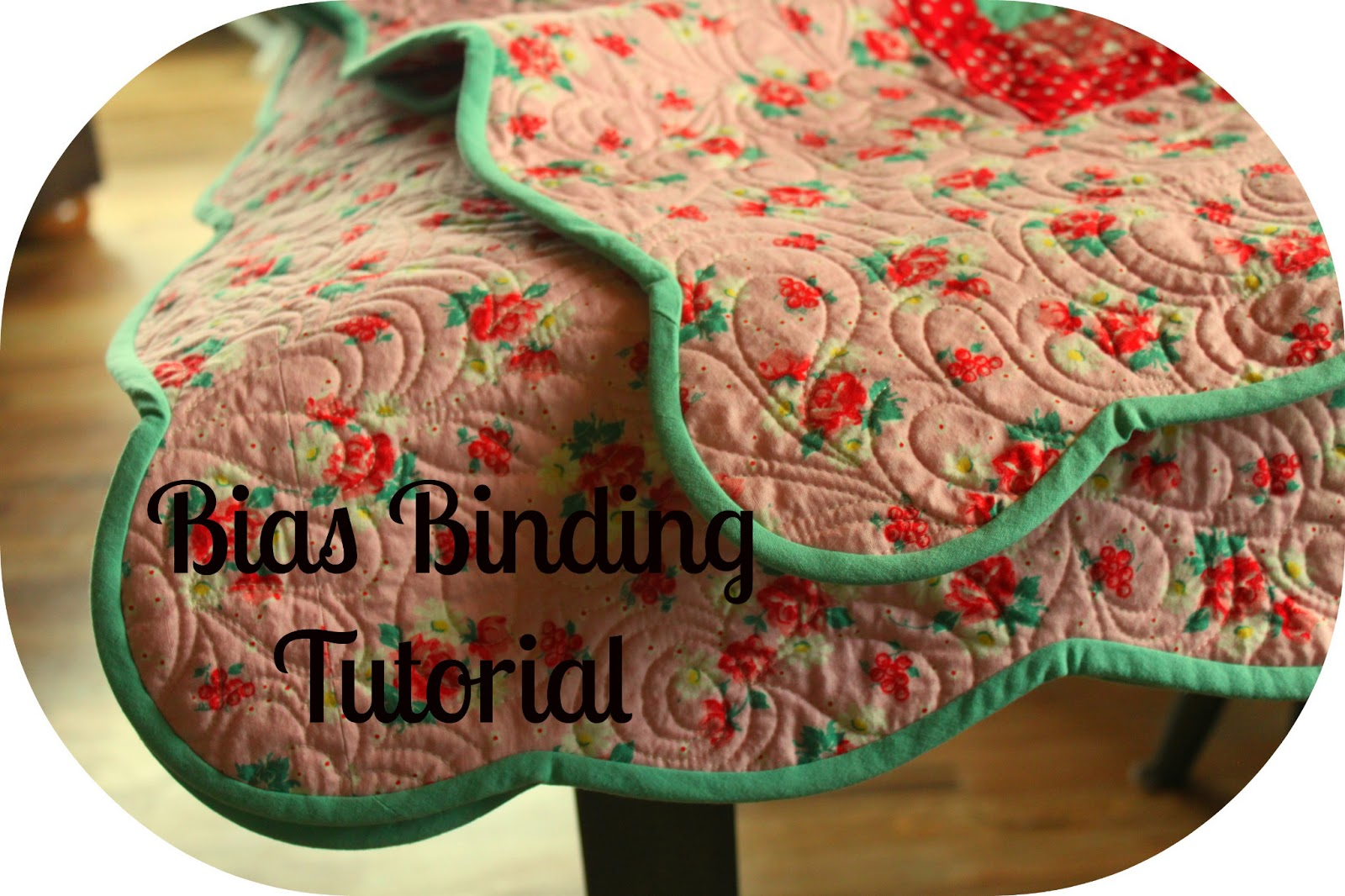 Stitch by Stitch: How to Make Bias Binding Tutorial : bias binding for quilt - Adamdwight.com