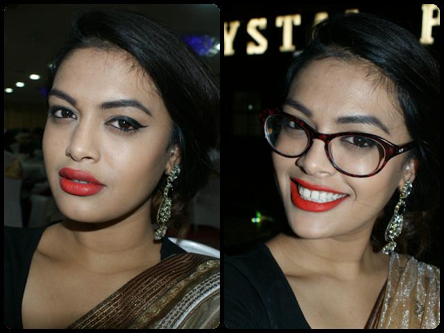 Desi Wedding Makeup Sonam Kapoor Inspired, Mac So Chaud