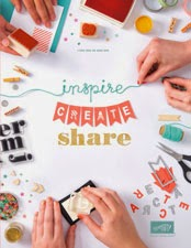 Stampin Up 2014-15 Annual Catalogue