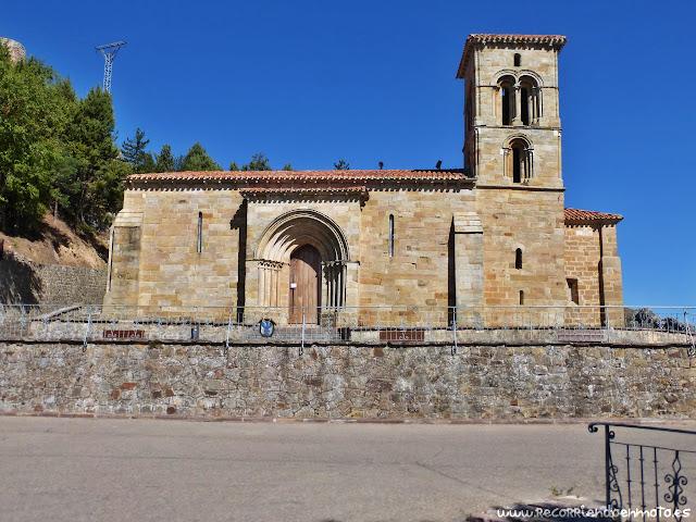 Ermita de Sta. Cecilia, Aguilar de Campoo