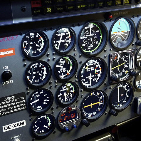 OE XAM Professional Helicopter Simulator Flyit Bell