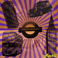 brushes underground london rockQ retro