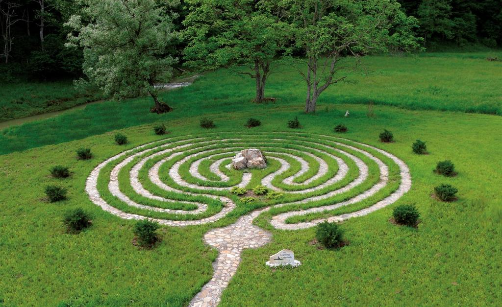Spiral Journeys: Finding Ourselves on the Labyrinth of Life