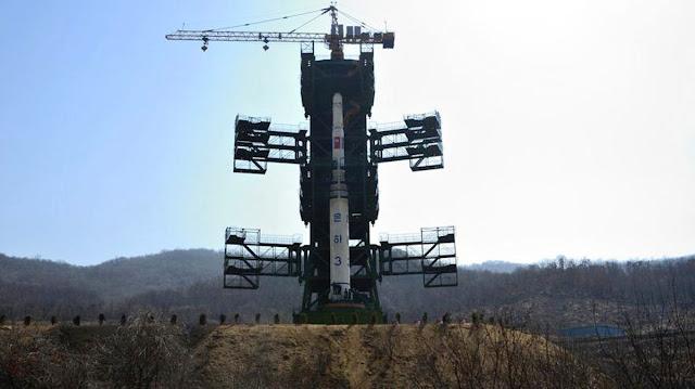 Unha 3 rocket