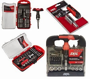 Flat 50% Off on Bosch Skil Home Improvement Tools (Screw Drivers Sets) starts from Rs.210 Only@ Flipkart