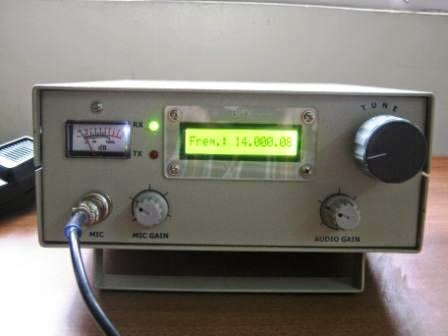 BITX  SSB QRP TCVR FOR HAM RADIO