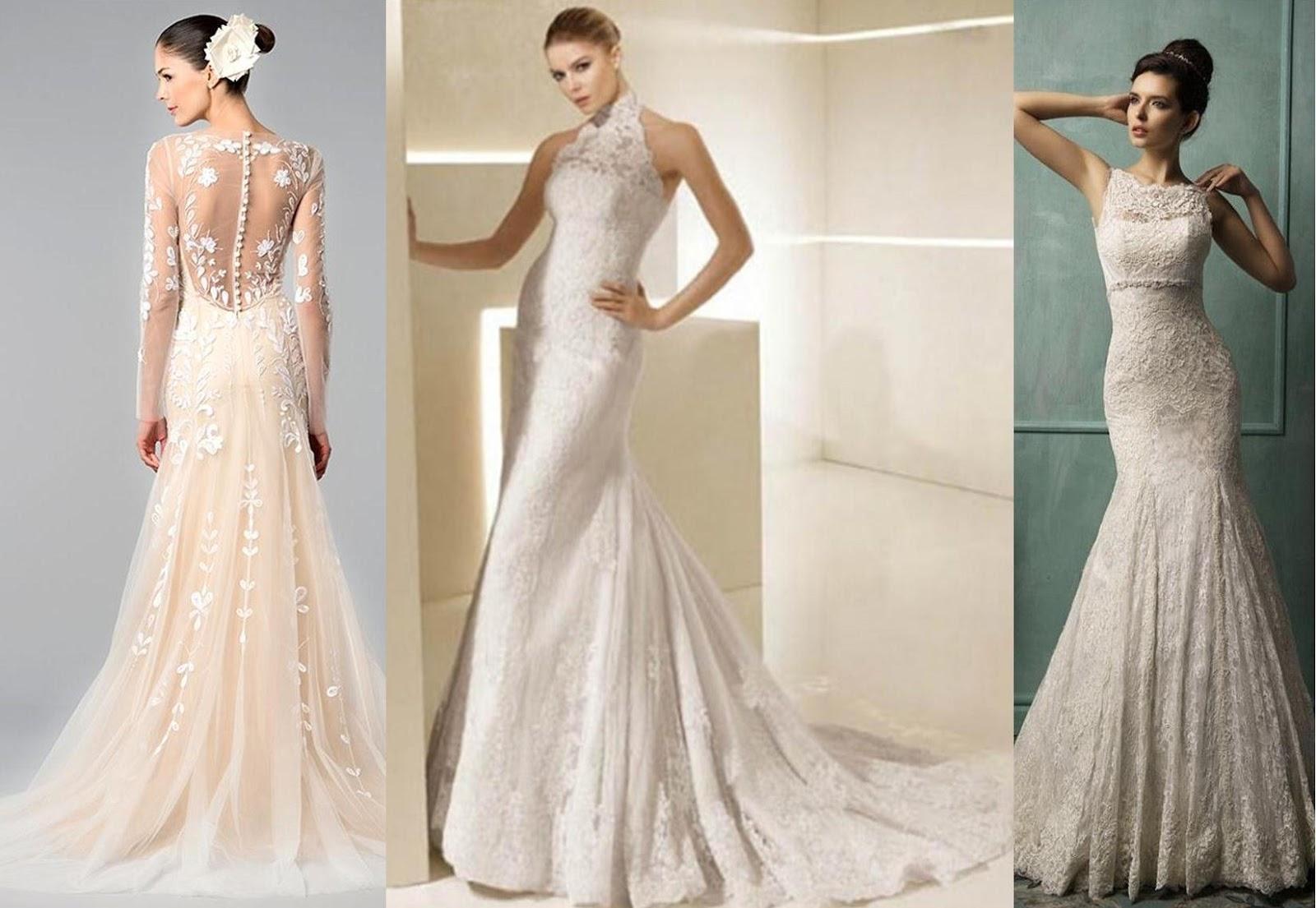 Vestidos de novia que favorecen a las bajitas