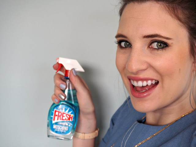 Moschino fresh eau de toilette