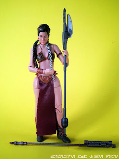 Princess Leia Slave Outfit (The Black Series 6-Inch)