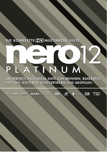 Nero 12 Platinum Trial Key