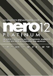 Nero 12 Platinum 12.0.02 Fullversion Tested